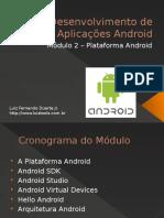 Curso de Android - Módulo 02