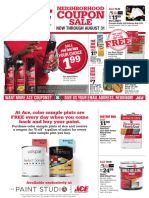 Seright's Ace Hardware Neighborhood Coupon Sale