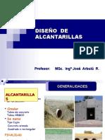 Diseño Alcantarillas