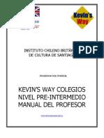 Manual Kevin 2 Colegios Profesor