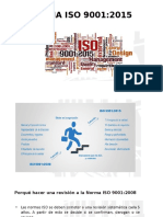 Curso Interpretación ISO 9001 Versión 2015