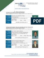 Directorio Jefatura Delegacional 2011