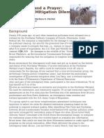 wetland mitigation case studyans