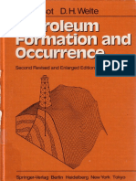 [Springer] Tissot & Welte, 1984. Petroleum Formation and Occurrence (3540132813)