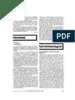 1980 Samek Sustek Jancarik forestry terminology terminológia