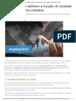 10 Tarefas Que Definem a Função Do Analista de PCP Em Uma Indústria _ Blog Industrial Nomus