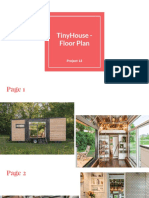 TinyHouse - House Plan