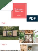 TinyHouse - House Plan