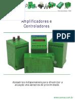 Amplificadores e Controles Sense
