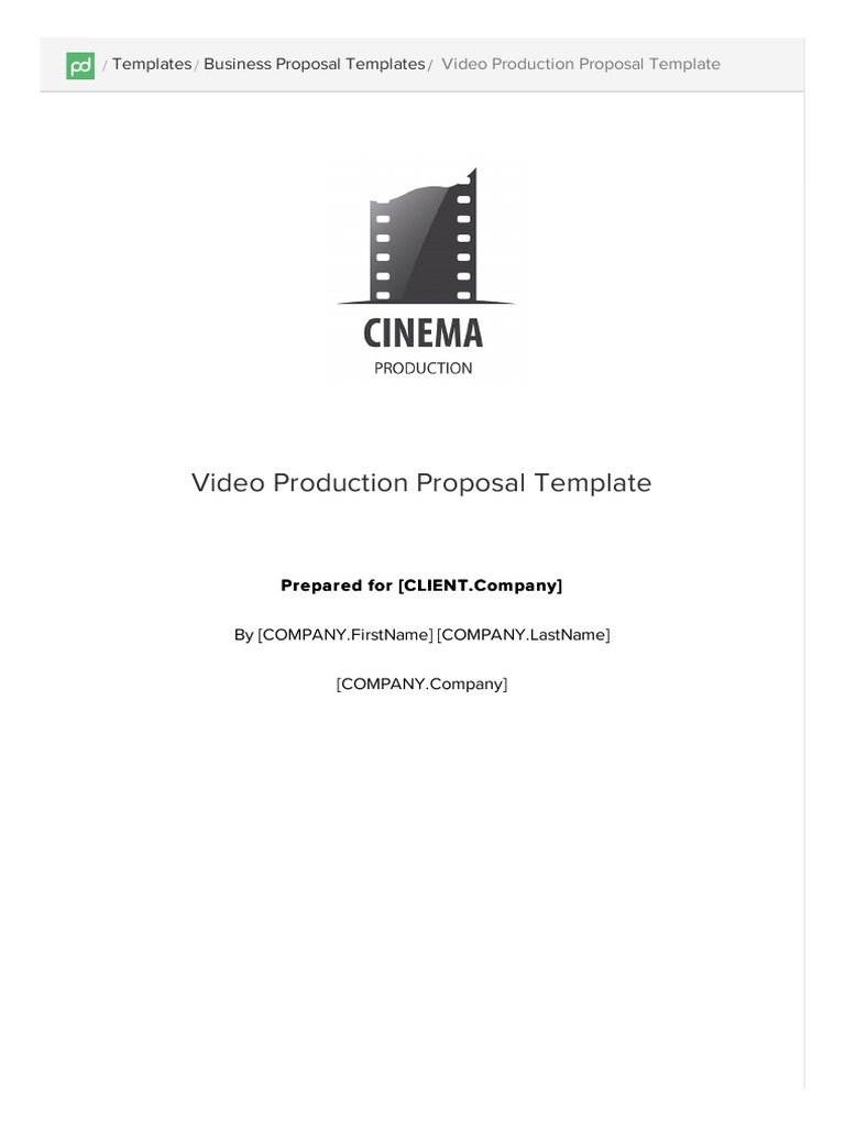 Www Pandadoc Com Video Production Proposal Preferred Stock Investor