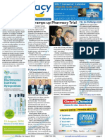 Pharmacy Daily for Mon 01 Aug 2016 - Ley ramps up Pharmacy Trial, PharmacyID rolling out, PSA2016 winners, Weekly Comment and much more