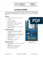 30086 RN 42 Bluetooth Module Guide v1.0