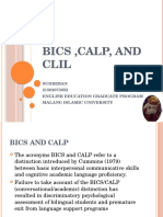 Bics and Calp, Cill