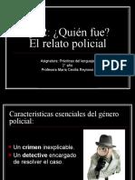 Conceptosclavesdel Genero Policial