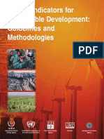 Energy Indicators for Sustainable Development Guidelines and Methodologies