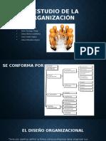El Estudio de La Organización