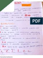 Aminoácidos Bioquímica