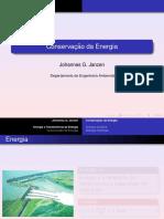 Conservação de Energia - Bernoulli