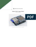 Adafruit Data Logger Shieldn modulo SD