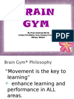 brain Gym.ppt