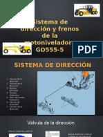 MotonivelaDORA Gd 555 Exopsicionluislopez