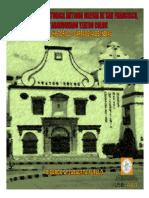 Investigación Histórica Antigua Iglesia San Francisco Ricardo Zabaleta