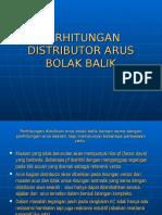 Perhitungan Distributor Arus Bolak Balik