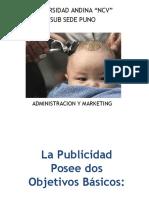 1.- Historia de La Publicidad