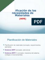 Clase Nº12. Planificacion de las necesidades de materiales..ppt