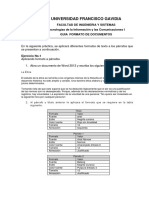 Guia 1. Formato de Documentos