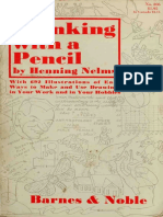 Thinking With a Pencil (Art eBook)