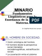 Enseñanza Del Español Como Lengua Materna