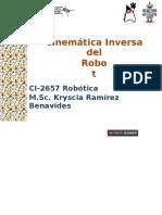 Cinematica inVersa Robot