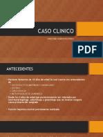 Caso Clinico Sindrome Hemorragiparo