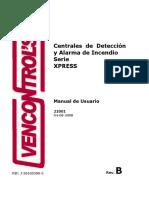 Manual de Usuario Serie XPRESS (22001B)