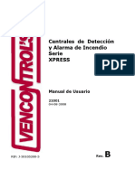 Manual de Usuario Serie XPRESS (22001B)