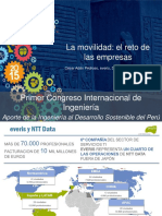 Everis - UPAU - Congreso Internacional de Ingenieria - Movilidad v1.0