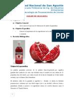 Jarabe de Granadina y Coctel Completo