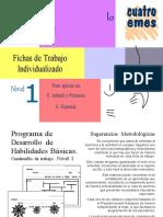 Programa de Habilidades Básicas Nivel 1