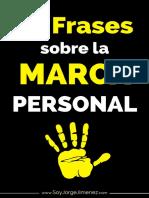 27 Frases Marca Personal + Reflexiones.pdf