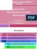 EVT571 NEW(Lec 9 2) Accuracy Assessment