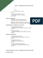 Conceptos básicos - Programacion