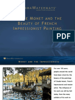 Claude Monet and the Beauty of French Impressionist Painting