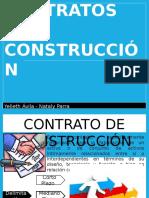 Contratos de Construcción