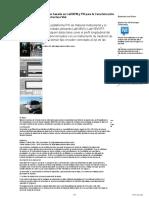 Perfilómetro Inercial Laser Basado en LabVIEW y PXI Para La Caracterización de Pavimentos en Infraestructura Vial