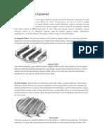 Column Internals Explained