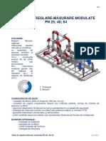 Statii de Reglare-masurare Modulate PN 25 40 64