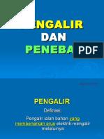 B3 PENGALIR & PENEBAT