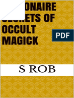 Billionaire Secrets of Occult Magick - S. Rob
