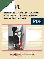 Portes Ellipse Documentation ESA